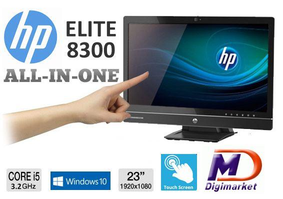776d4546749 Digimarket.ee - KASUTATUD ARVUTID > HP 8300 All-In-One, Touch Screen